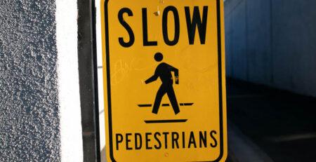 San Jose, CA - One Killed in Pedestrian Accident at Monterey Hwy & Valleyhaven Way