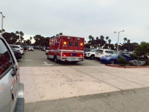 Livermore, CA - Three Injured in Six-Car Accident on SR 84 at Vallecitos Rd