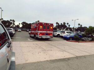 San Leandro, CA - One Killed, Two Injured in Nine-Car Crash on I-880 at Washington Ave