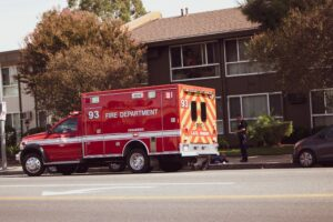 Modesto, CA - Serious Injuries Reported in Five-Car Crash on Hwy 99 at Tuolumne River