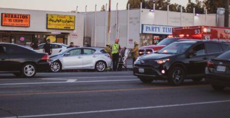 Hayward, CA - One Killed, Several Injured in Multi-Car Crash on I-880 at I-238