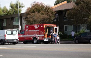 San Francisco, CA - Obed Orellena, Two Injured in Three-Car Accident at 200 S Maple Ave