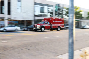 Brentwood, CA - One Killed, One Injured in Two-Car Crash at Brentwood Blvd & Grant St