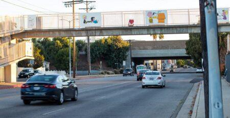 Pleasanton, CA - Two-Car Crash Causes Injuries on 580 Fwy at Hacienda Dr