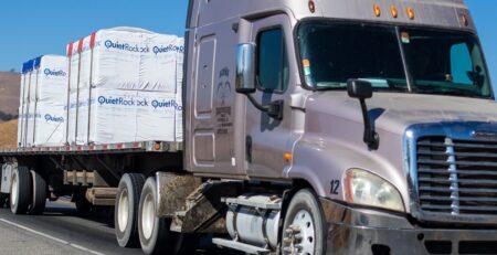 El Cerrito, CA - Injuries Reported in Major Truck Crash on I-80 at Potrero Ave