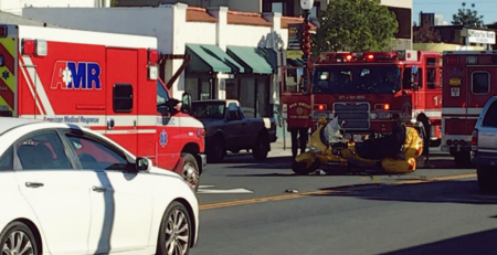 Oakland, CA - Man Killed in Motorcycle Accident at 79th Ave & International Blvd