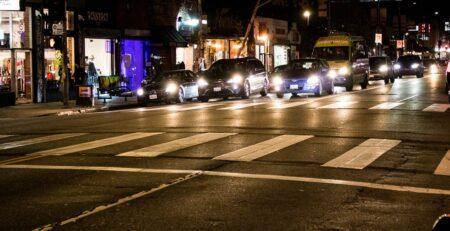 Vallejo, CA - Man Hit & Killed in Pedestrian Accident at Sonoma Blvd & Lewis Brown Dr