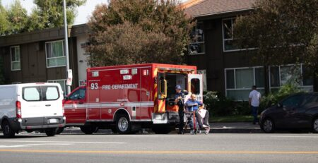 Danville, CA - Greg Knapp Injured in Bicycle Accident at Dougherty & Bollinger Canyon Rds