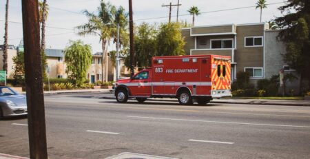 San Jose, CA - Man Killed in Auto-Bicycle Accident on N Jackson Ave at McKee Rd